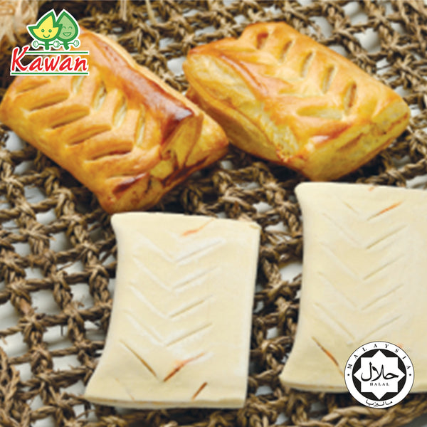 KAWAN Sardine Puff (18 pieces x 75g)