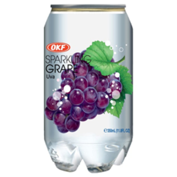 OKF Sparkling Grape 350ml