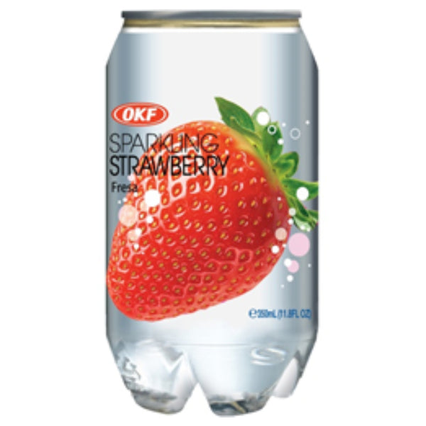 OKF Sparkling Strawberry 350ml