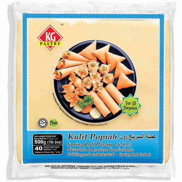 Spring Roll Pastry 8.5 (40 pcs - 500g)