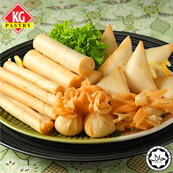 [Carton] Spring Roll Pastry 7.5 (50 sheets x 20 packets)