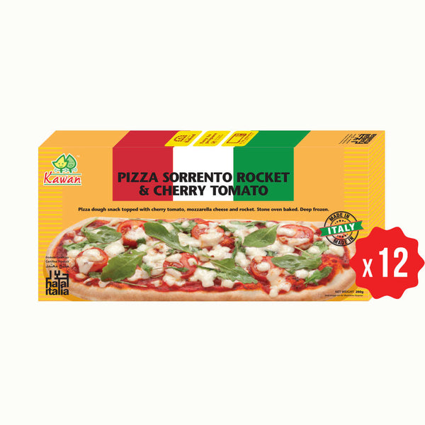 [Carton] Pizza Sorrento Rocket & Cherry Tomato (12 packets x 280g)