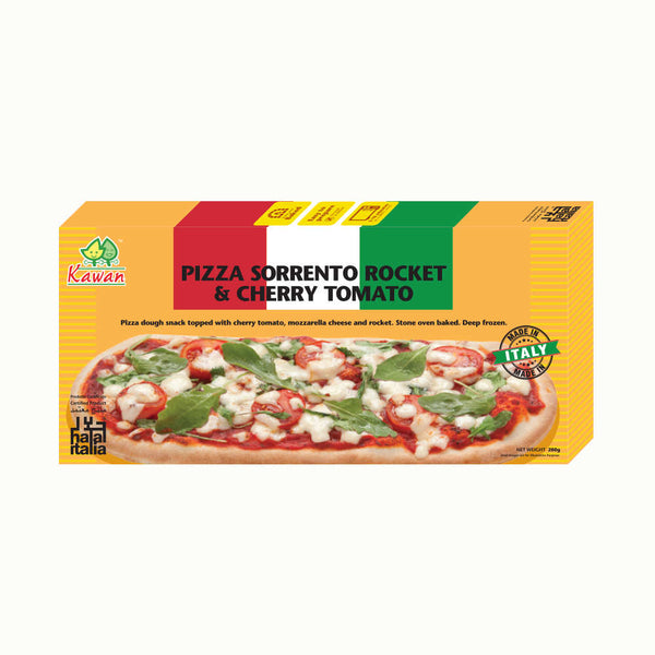 Pizza Sorrento Rocket & Cherry Tomato (280g)