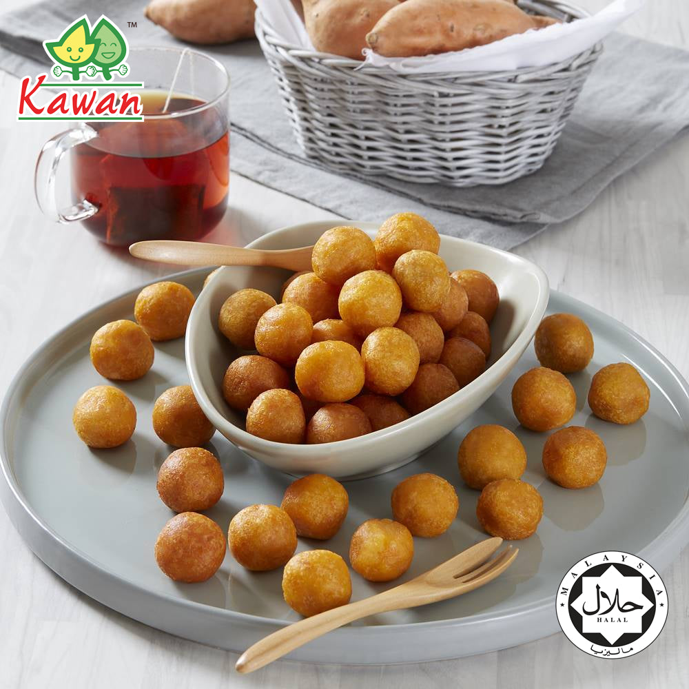 KAWAN [FS] Sweet Potato Ball (100pcs x 10g)