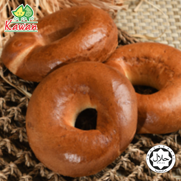 KAWAN Traditional Bagels (12 pieces x 70g)