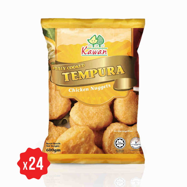 [Carton] Tempura Chicken Nuggets (600g x 24 packets)