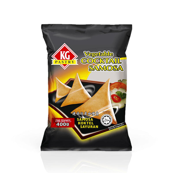 Vegetable Cocktail Samosa (400g)