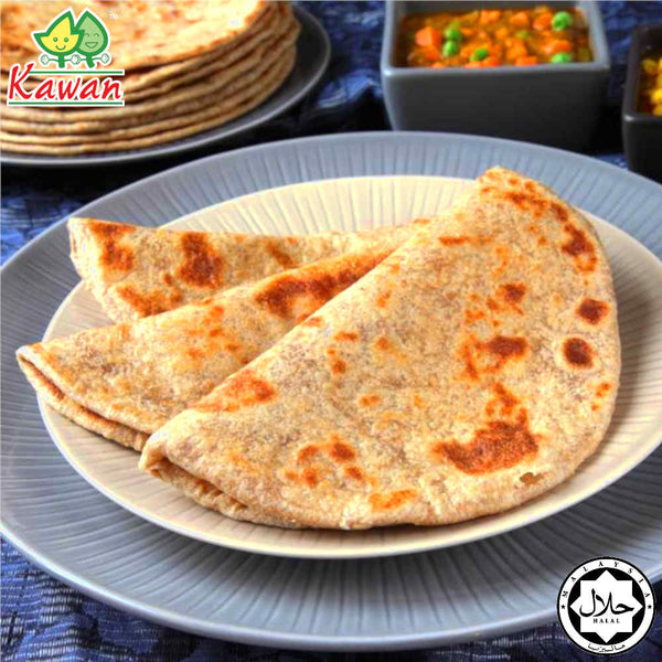[Carton] Whole Meal Paratha (400g x 24 packets)
