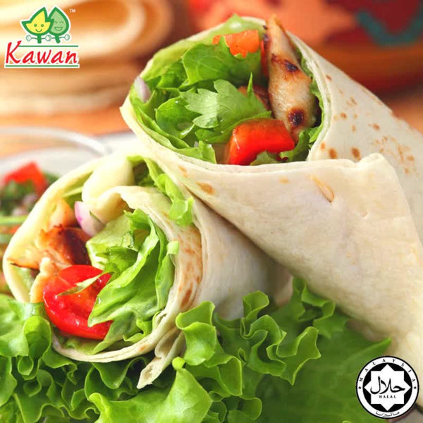 "KAWAN Tortilla Wraps 8"" (8 pcs - 360g)"