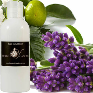 PATCHOULI & LAVENDER BATH BODY MASSAGE OIL