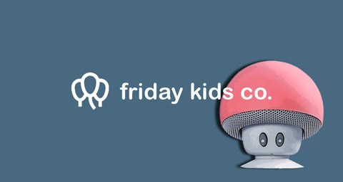 fridaykidsco.com logo Friday Kids Co