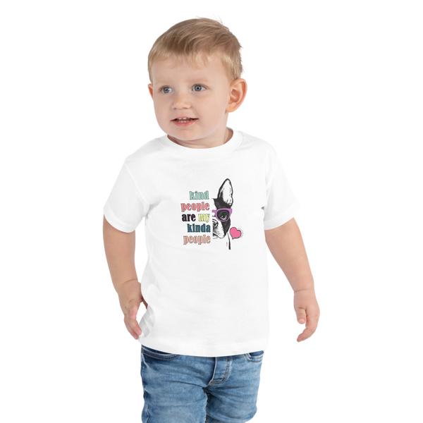 Kind Bulldog Tee (Toddler)