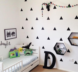 Triangle Wall Stickers - friday kids co.