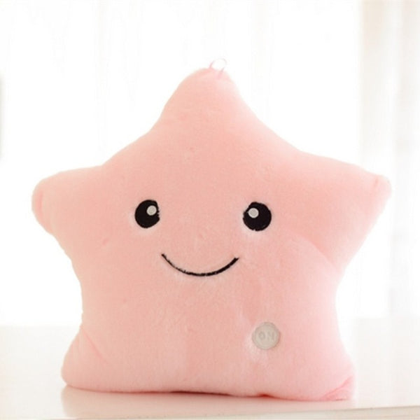 Luminous LED Star Cushion - friday kids co.