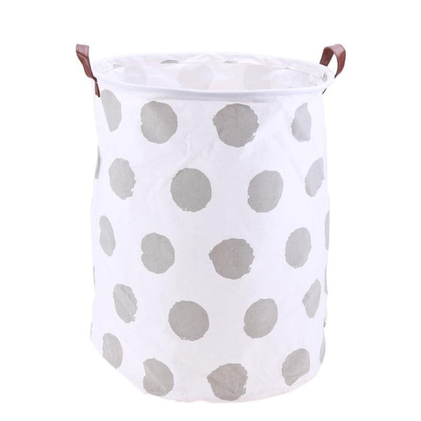 Canvas Toy Storage Basket