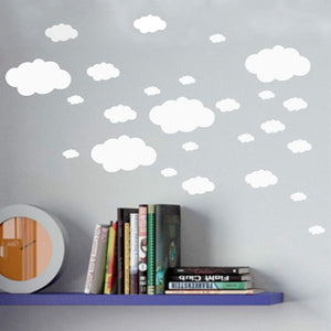 Clouds Wall Sticker - friday kids co.