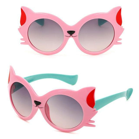 Kitty Kat Sunglasses - friday kids co.