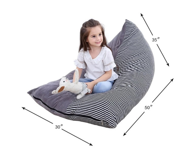 Plushy Storage Bean Bag