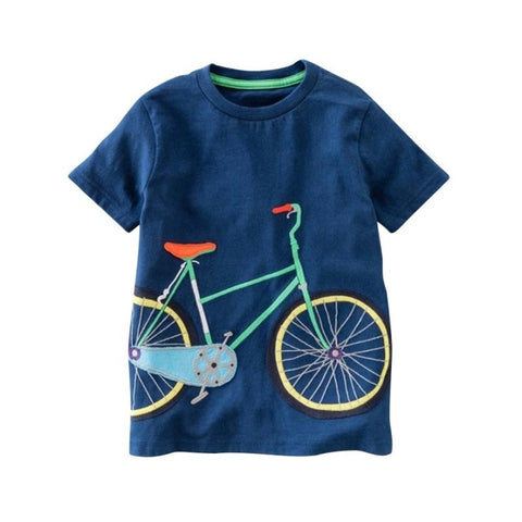 Bicycle Tee