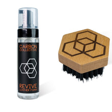Load image into Gallery viewer, Carbon Collective Revive Foaming Leather Cleaner