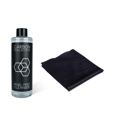 Carbon Collective Clarity Glass Cleaning Kit