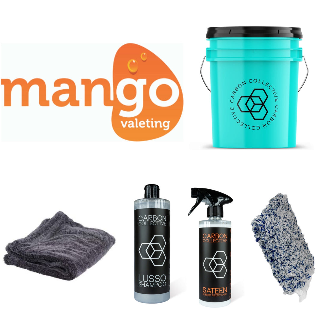 The Mango Valeting After Care Kit