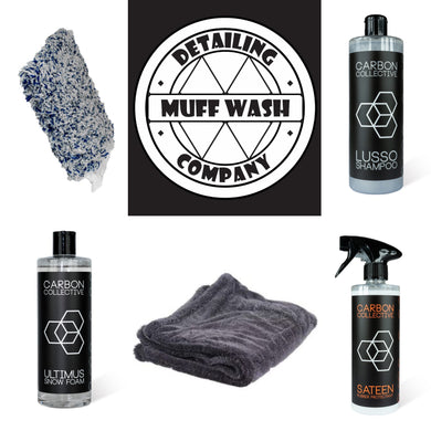 The MuffWash Aftercare Kit