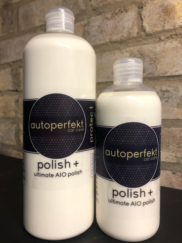 AutoPerfekt Polish + Ultimate All In One Polish (AIO)