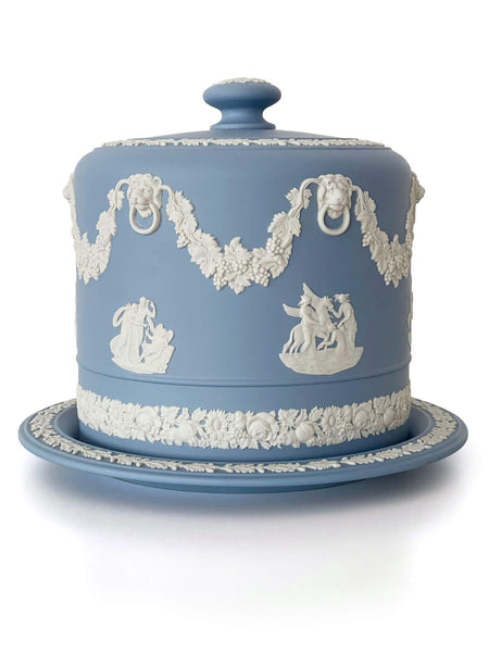Cloche à fromage Wedgwood - Cheese Dome - Edition limitée pour Harrods