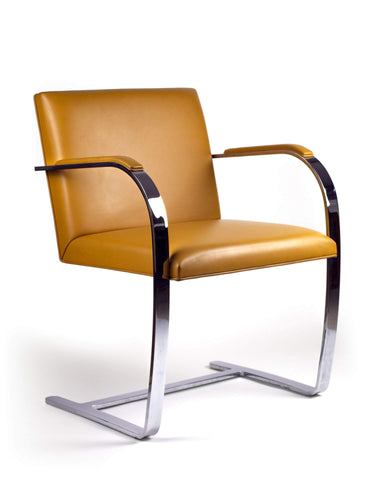 Fauteuil BRNO - Ludwig Mies van der Rohe - édition Knoll