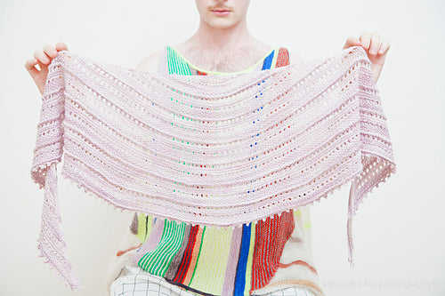 Welty Pattern by Steven West - theobservatory.shop Westknits - manos