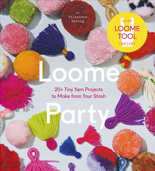 Loome Party Book - theobservatory.shop Loome - manos