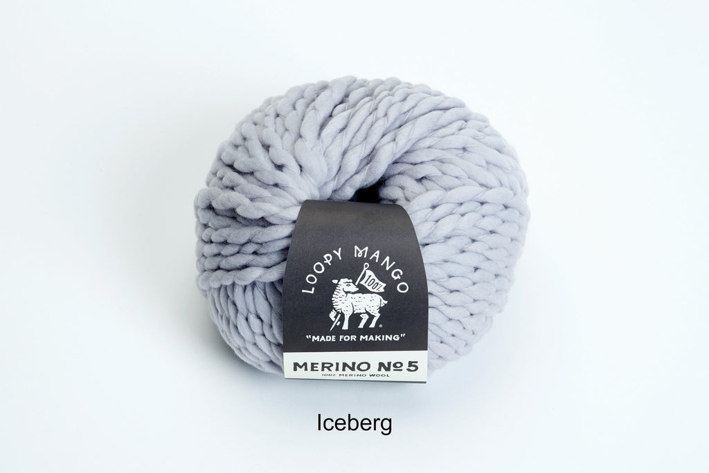 All You Knit Kit - Scarf - theobservatory.shop Loopy Mango - manos