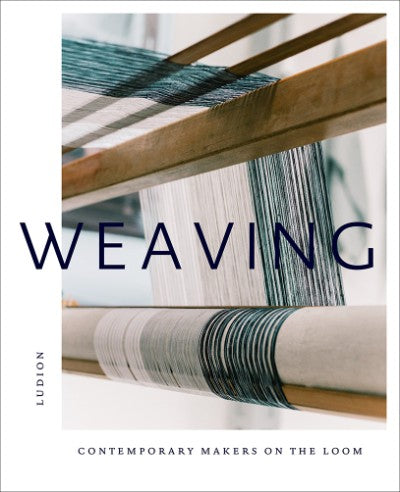 Weaving: Contemporary Makers on the Loom - theobservatory.shop Abrams - manos