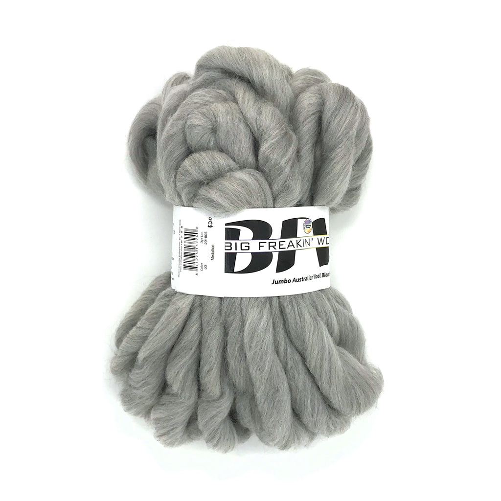 Big Freaking Wool - theobservatory.shop Knitting Fever - manos