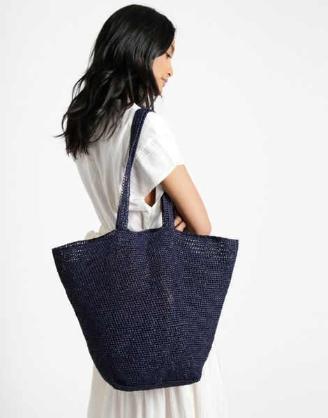 Bad Romance Bag Crochet Pattern - theobservatory.shop Wool and the Gang - manos
