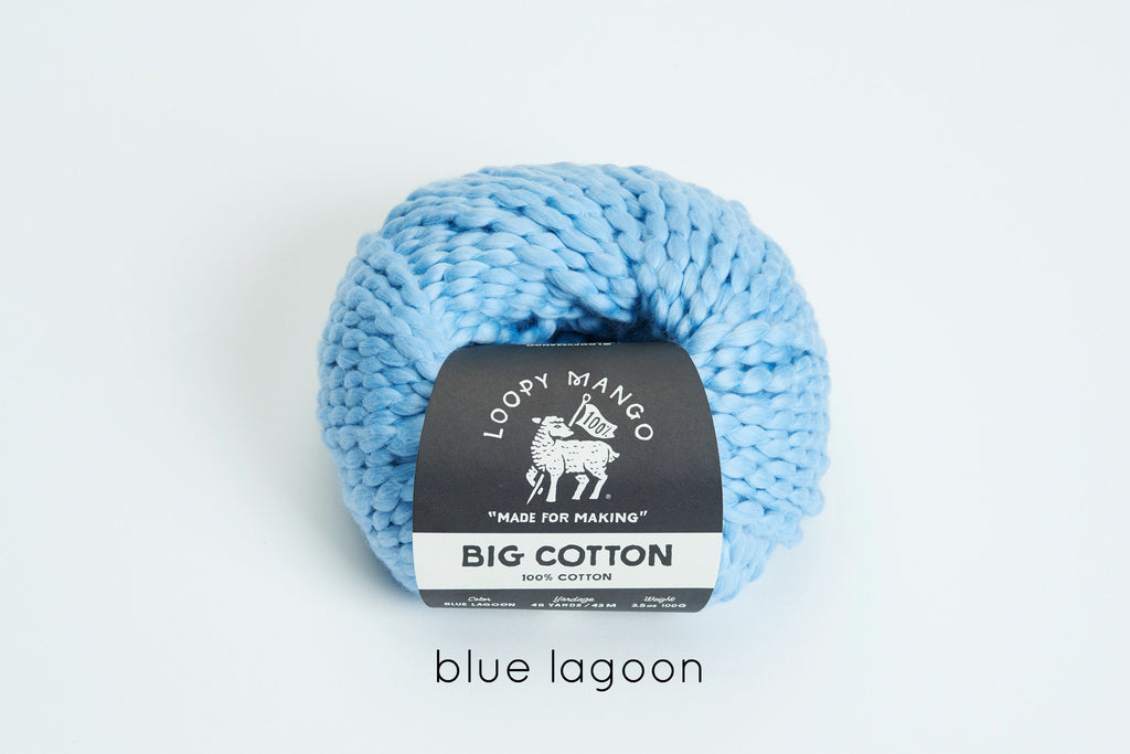 Loopy Mango Big Cotton - theobservatory.shop Loopy Mango - manos