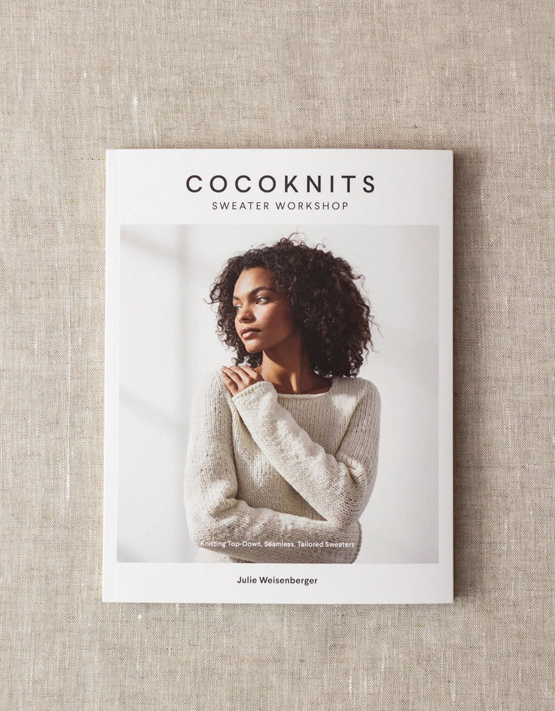 Cocoknits Sweater Workshop Book - theobservatory.shop Cocoknits - manos