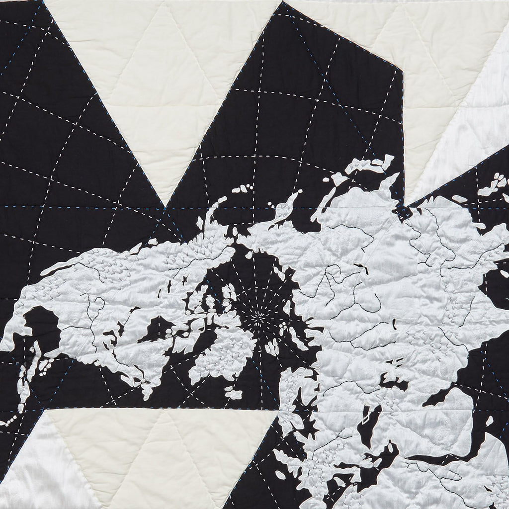 Haptic Lab Dymaxion Quilt - theobservatory.shop