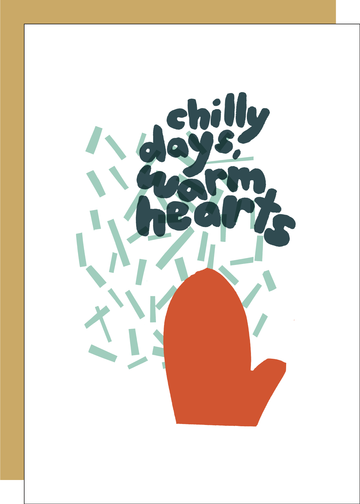 Chilly Days Card