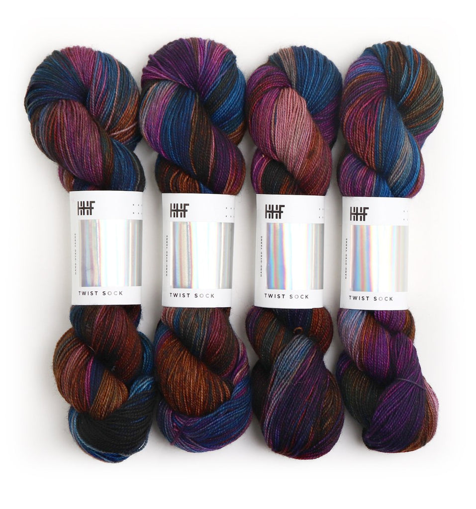 Sock Yarn - theobservatory.shop Hedgehog Fibres - manos