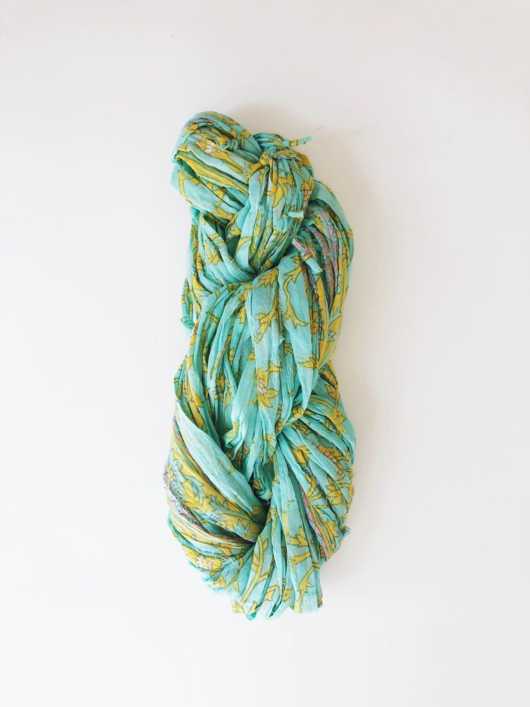 Wildflower Yarn - theobservatory.shop Knit Collage - manos