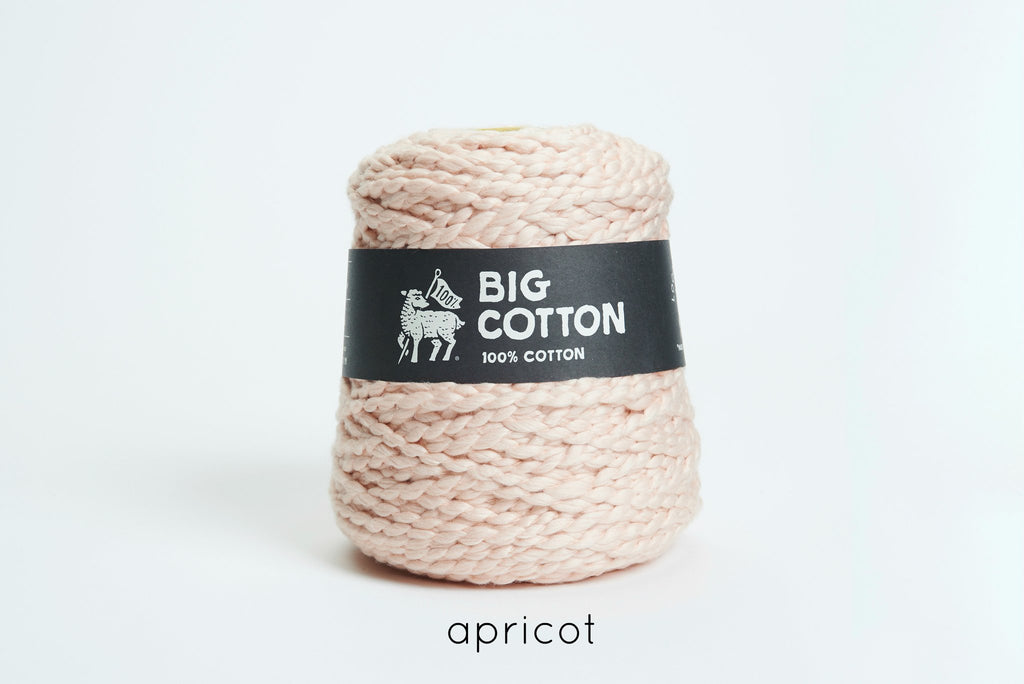 Loopy Mango Big Cotton Cone - theobservatory.shop Loopy Mango - manos