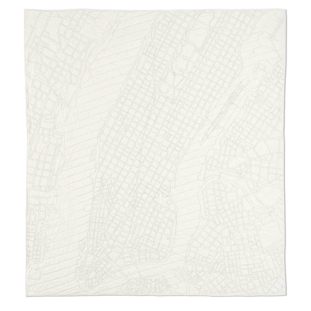Haptic Lab New York City Quilt - theobservatory.shop