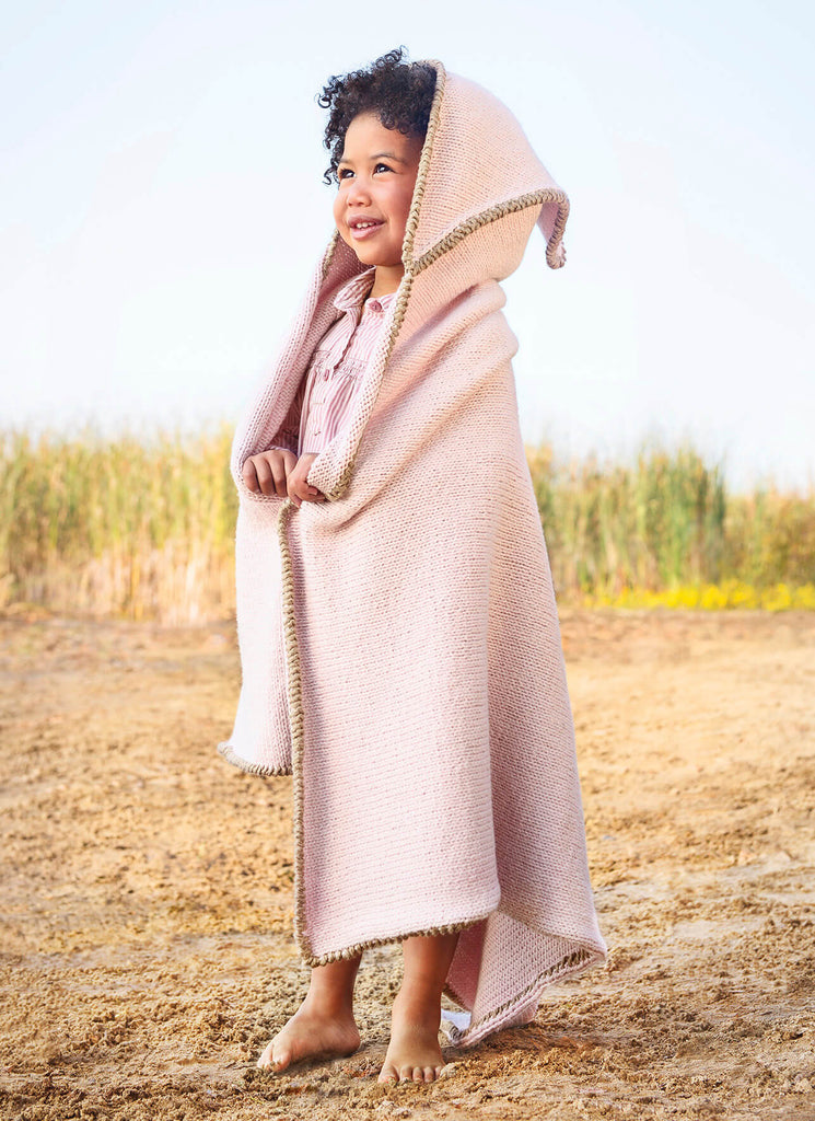 Georgie Blanket Pattern - theobservatory.shop Blue Sky Fibers - manos