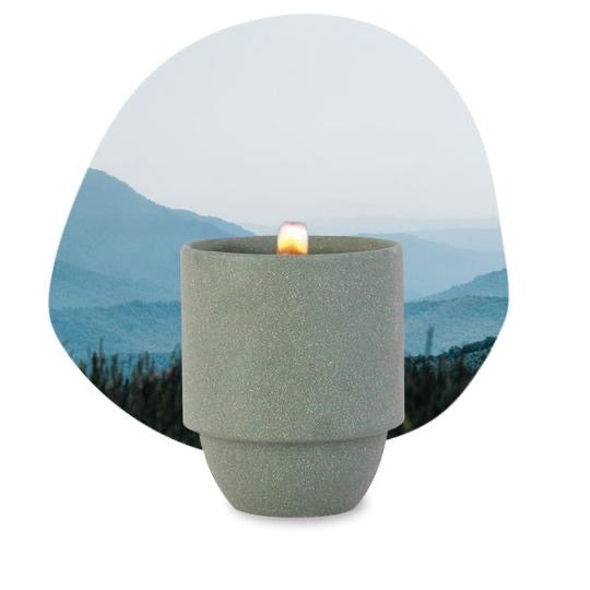 Maplewood & Moss Park Candle - theobservatory.shop Paddywax - manos