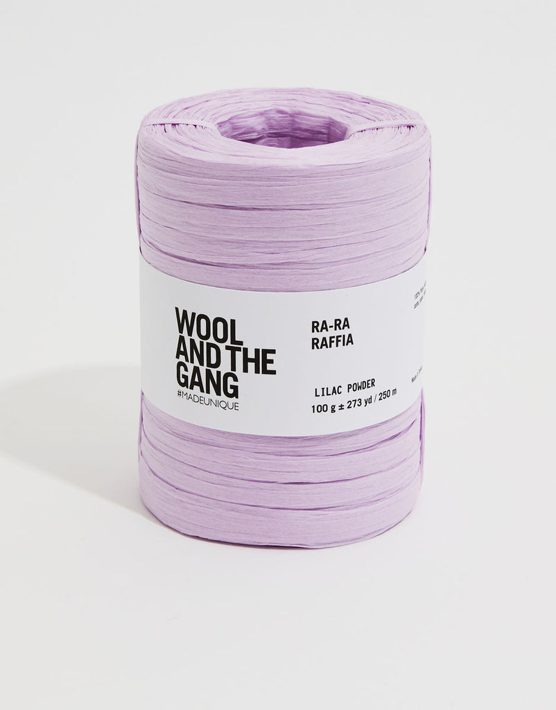 Ra-Ra Raffia - theobservatory.shop Wool and the Gang - manos