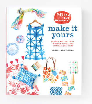 Make It Yours Book - theobservatory.shop Yellow Owl Workshop - manos