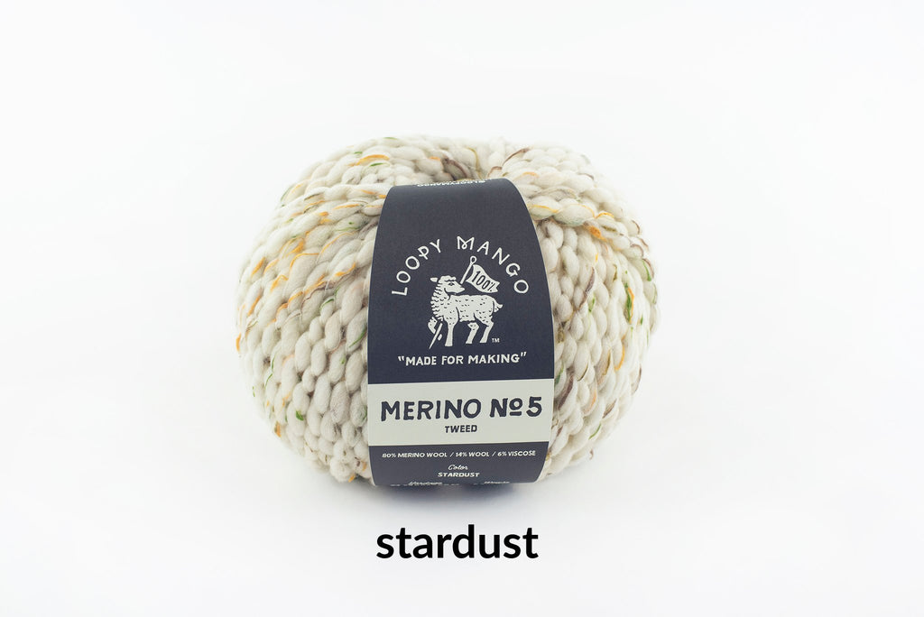 Merino No. 5 - Tweed