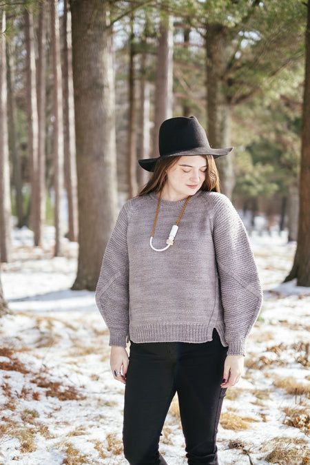 Tectonic Pattern - theobservatory.shop Emily Greene Knits - manos